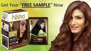 Get Free Hair Color Sample